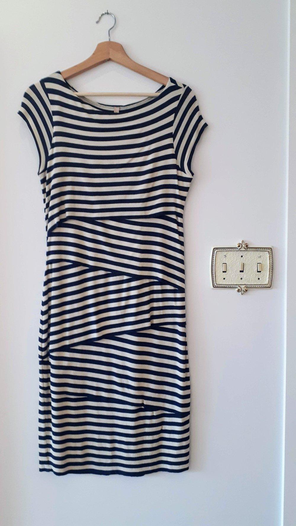 Bailey 44 dress; Size L, $36
