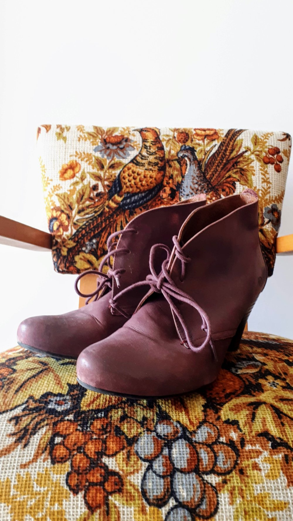 Sixtyseven boots; S7, $48