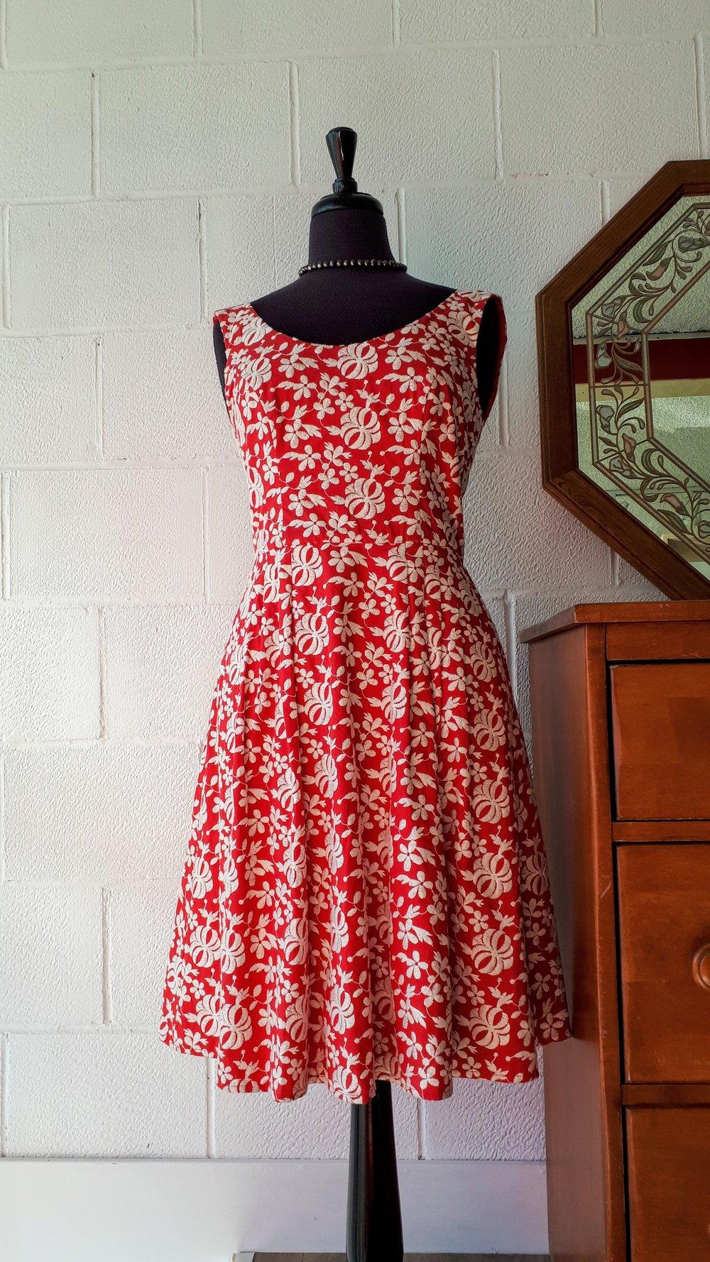 Betsey Johnson dress; Size 4, $62