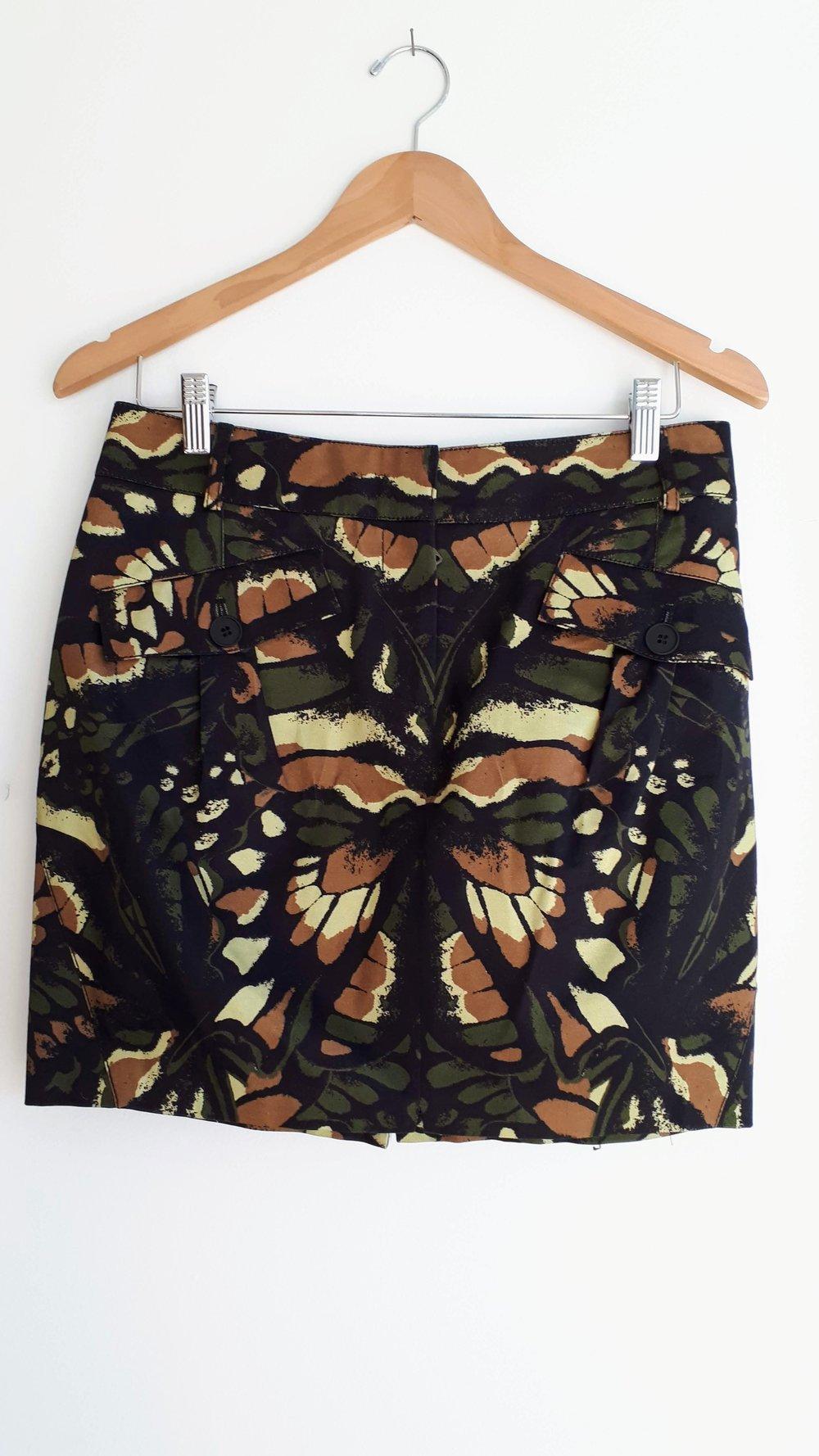Alexander McQueen skirt; Size M, $110