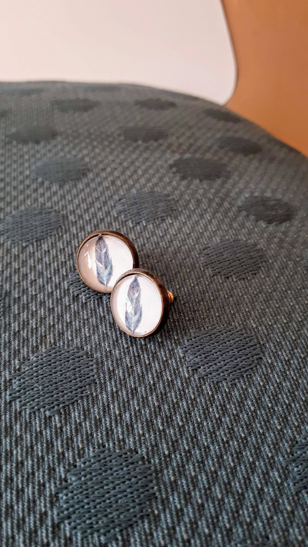 Earrings, $14