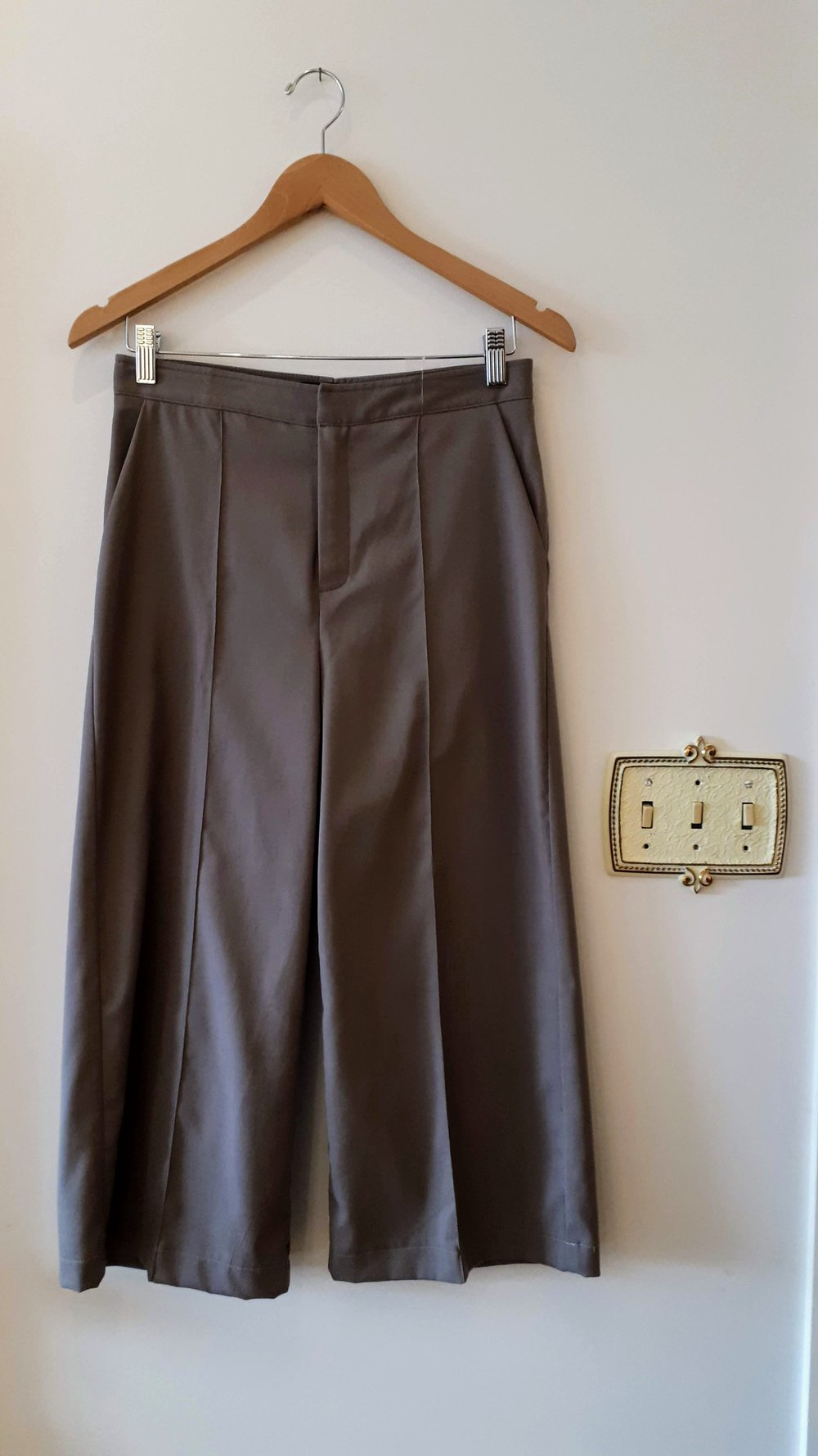Workhall pants; Size S, $42