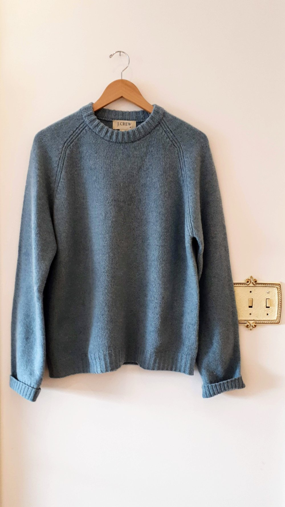 J Crew mens sweater (NWT); Size M, $42
