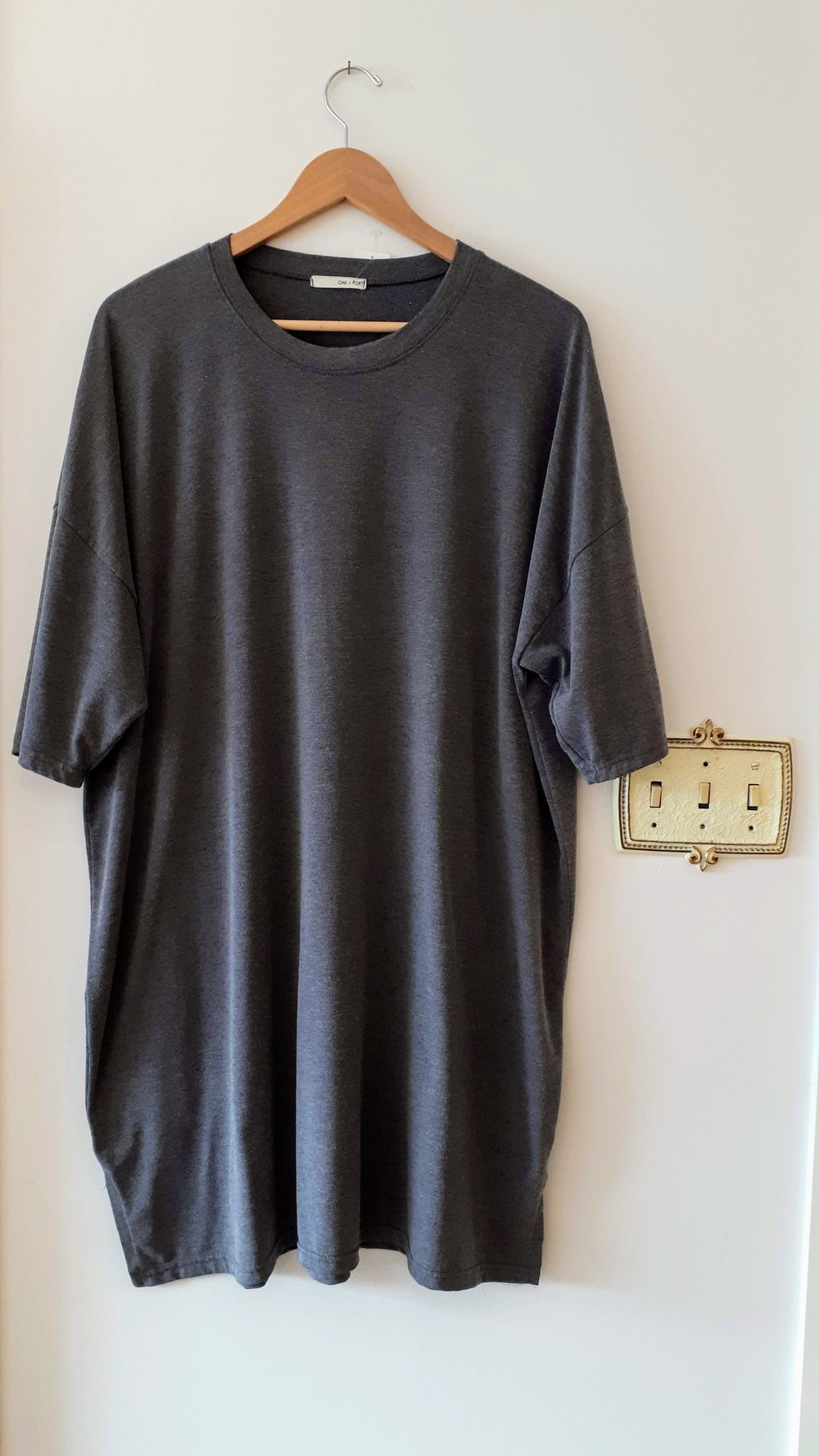 Oak+Fort dress; Size M, $52