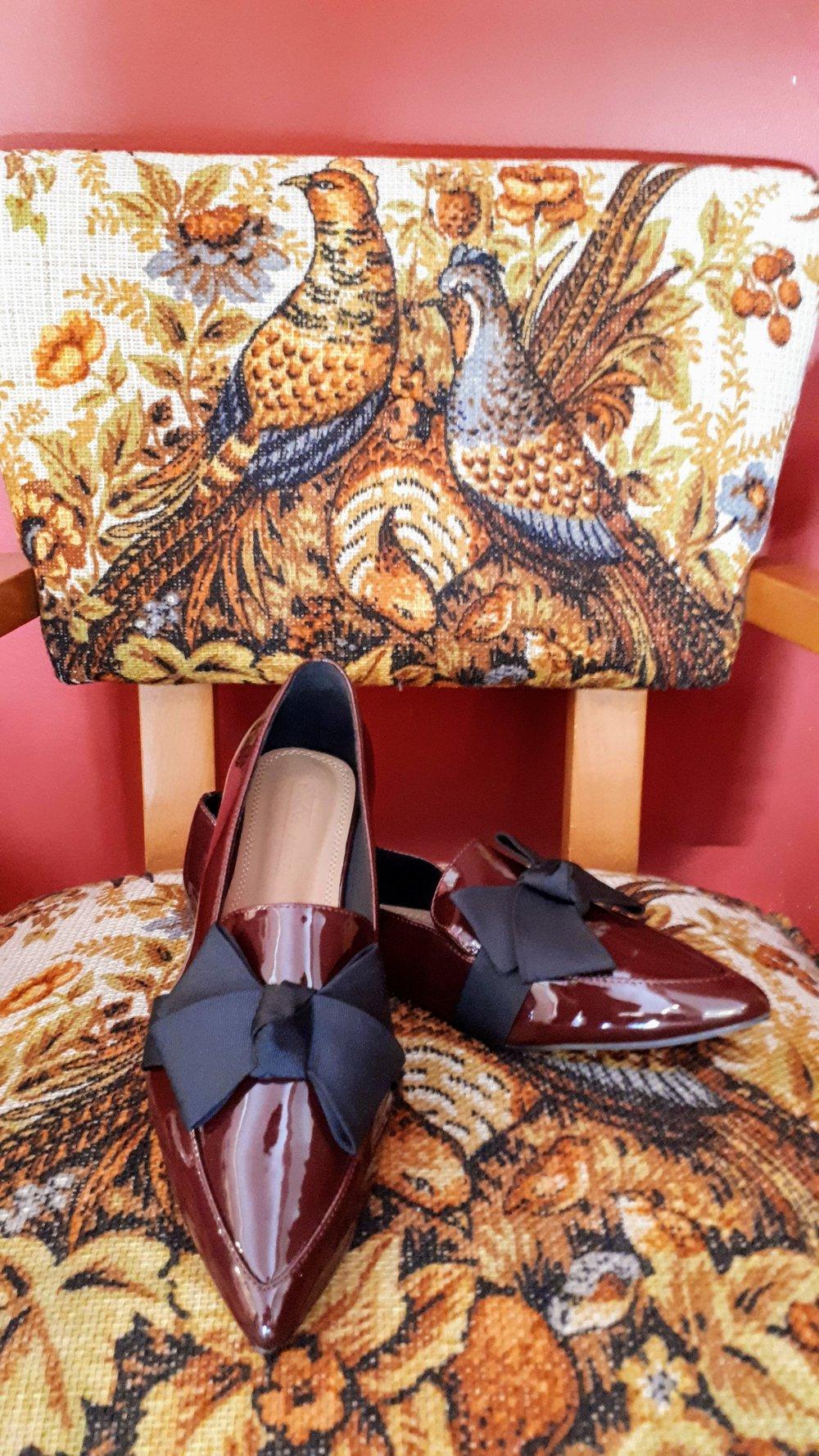 ASOS shoes; S9, $32