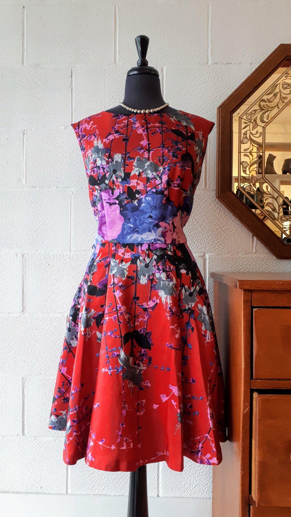 Gabby Skye dress; Size 14, $34
