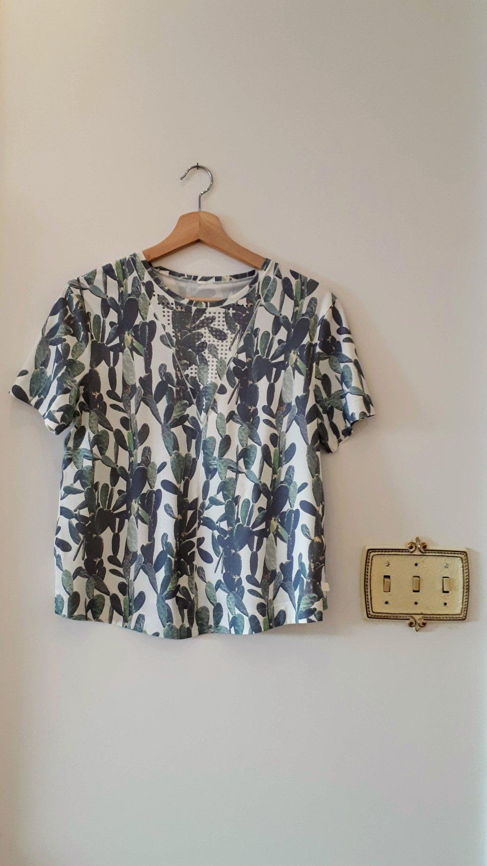 Lululemon top; Size M, $28