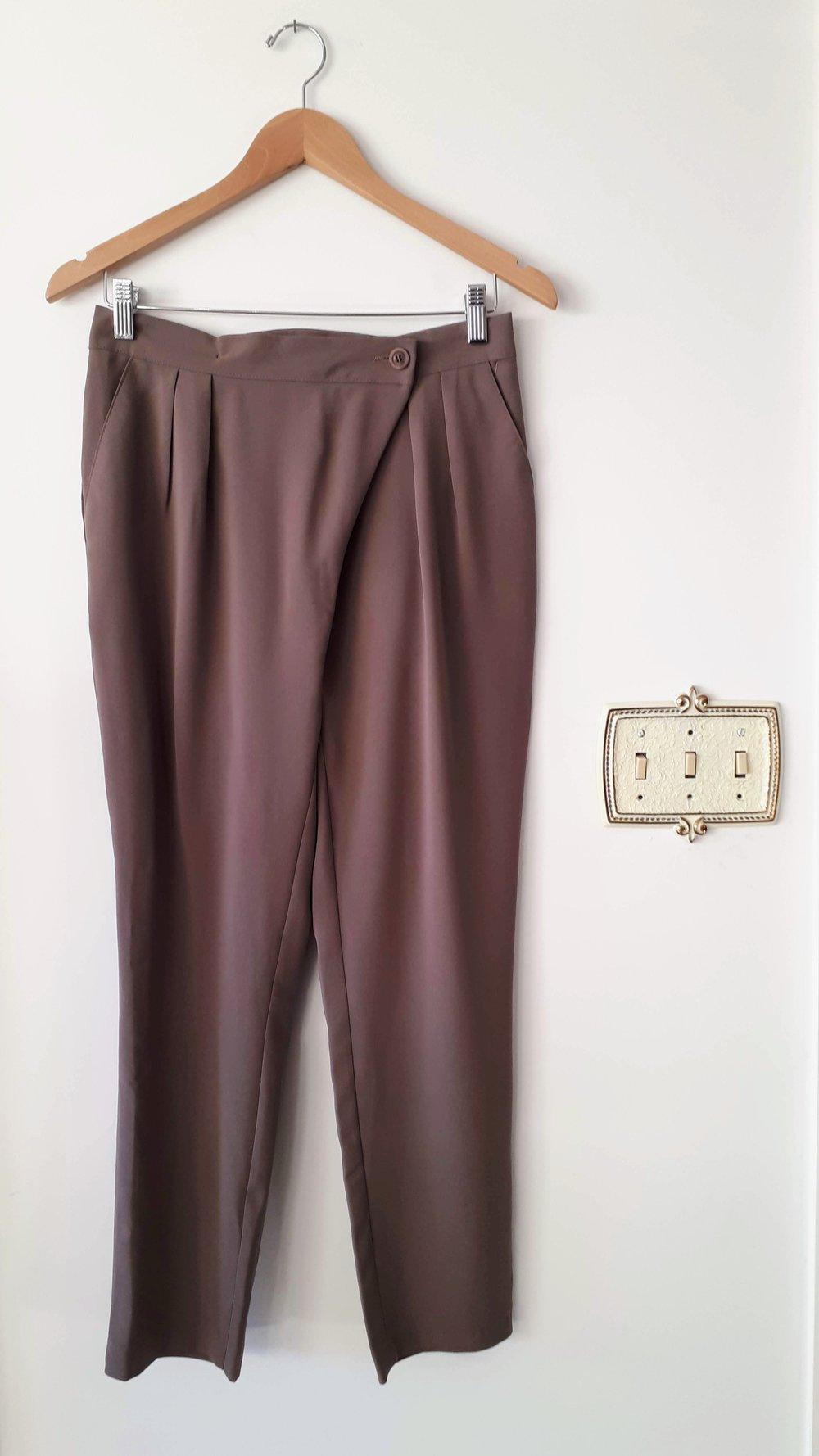 Oak+Fort pants; Size M, $48