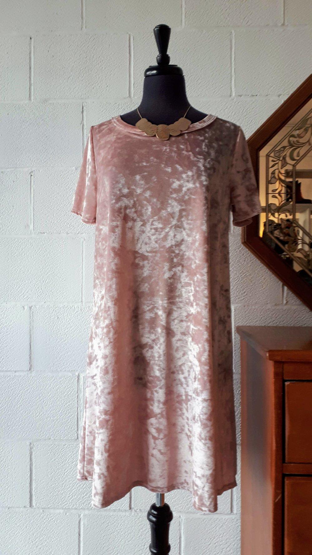 Workhall dress (NWT); Size L, $62