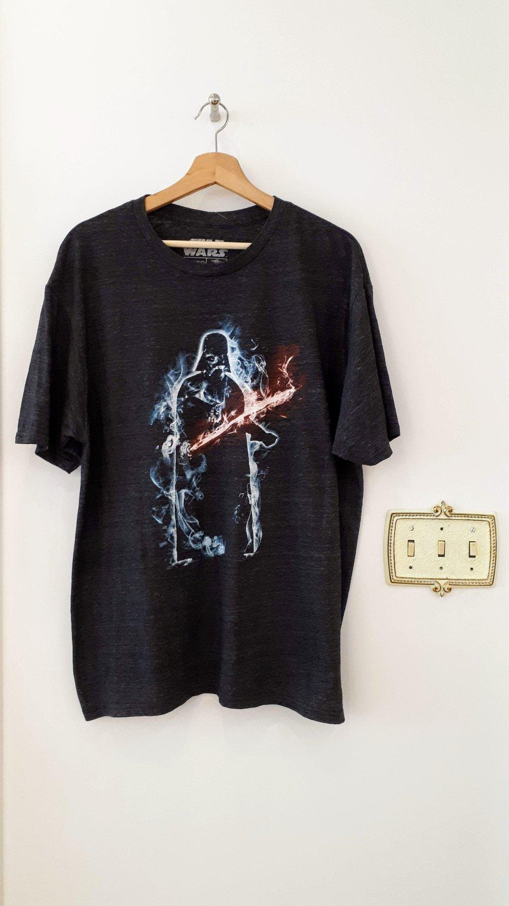 Star Wars t-shirt (mens); Size XL, $22