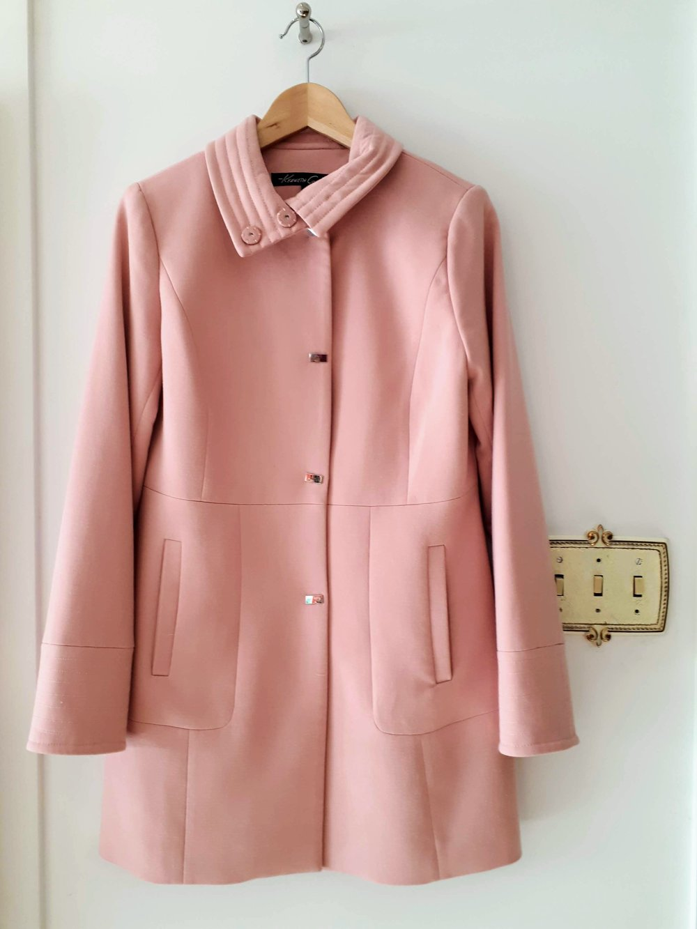 Kenneth Cole coat; Size S, $62