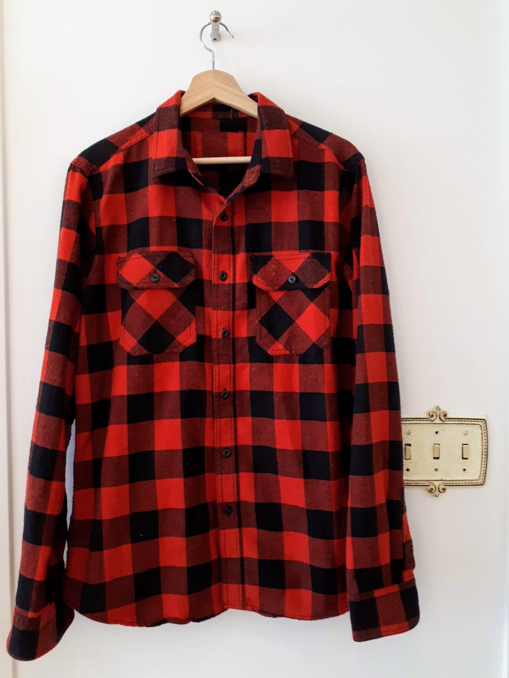 Mens top; Size M, $24