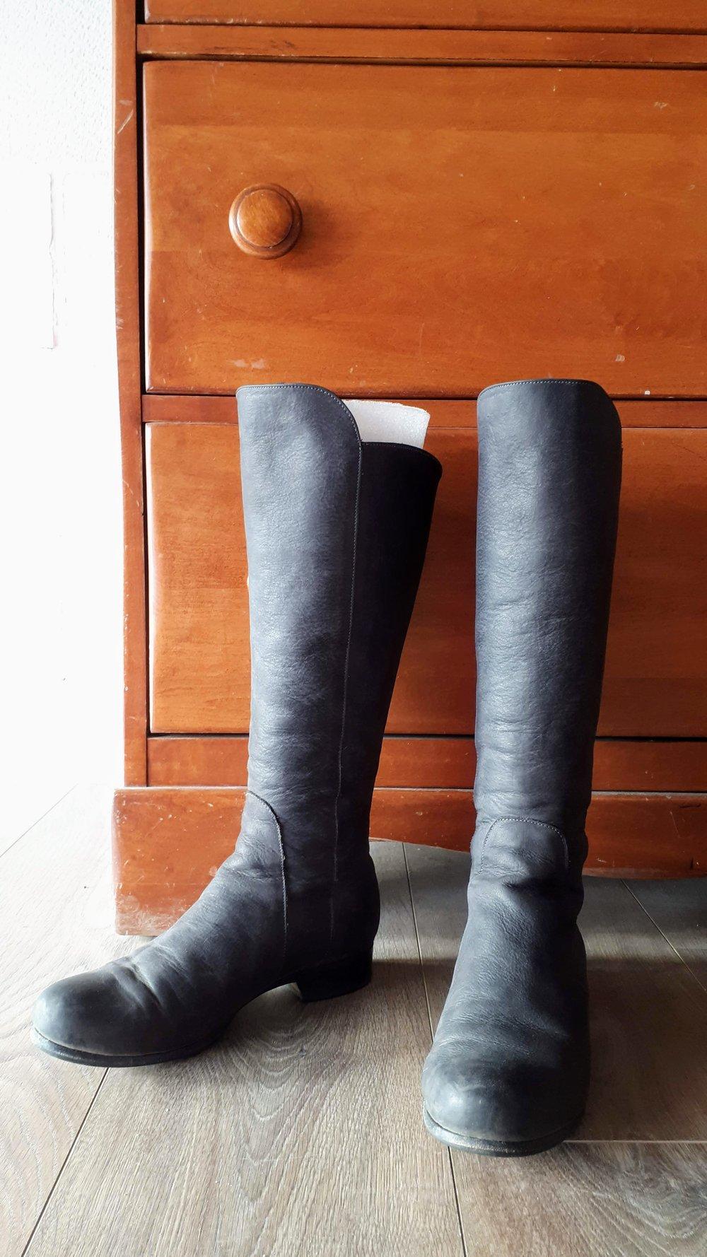 Poppy Barley; Size 7, $140