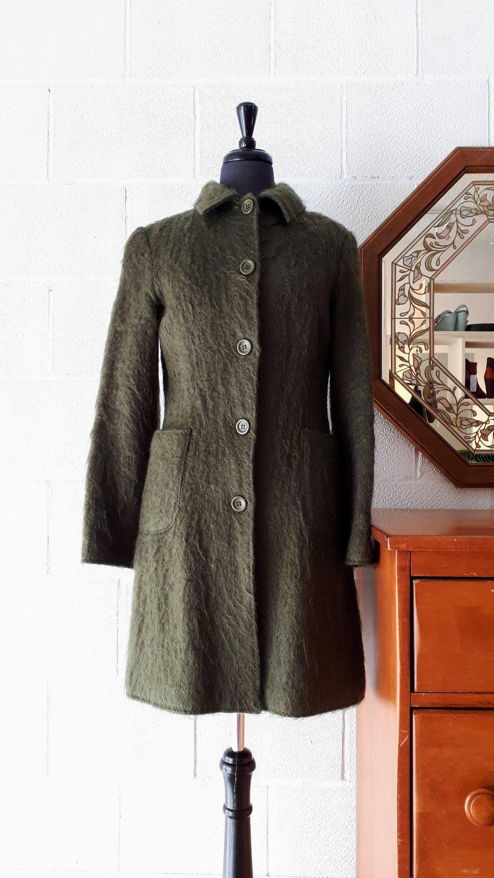 Talula coat; Size S, $78