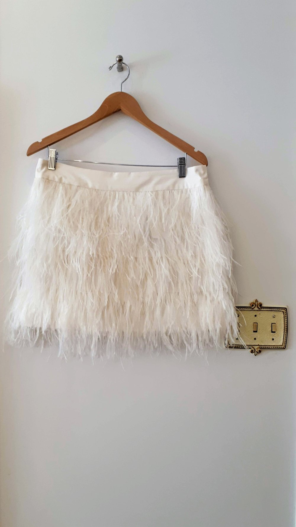 Club Monaco skirt; Size 10, $58