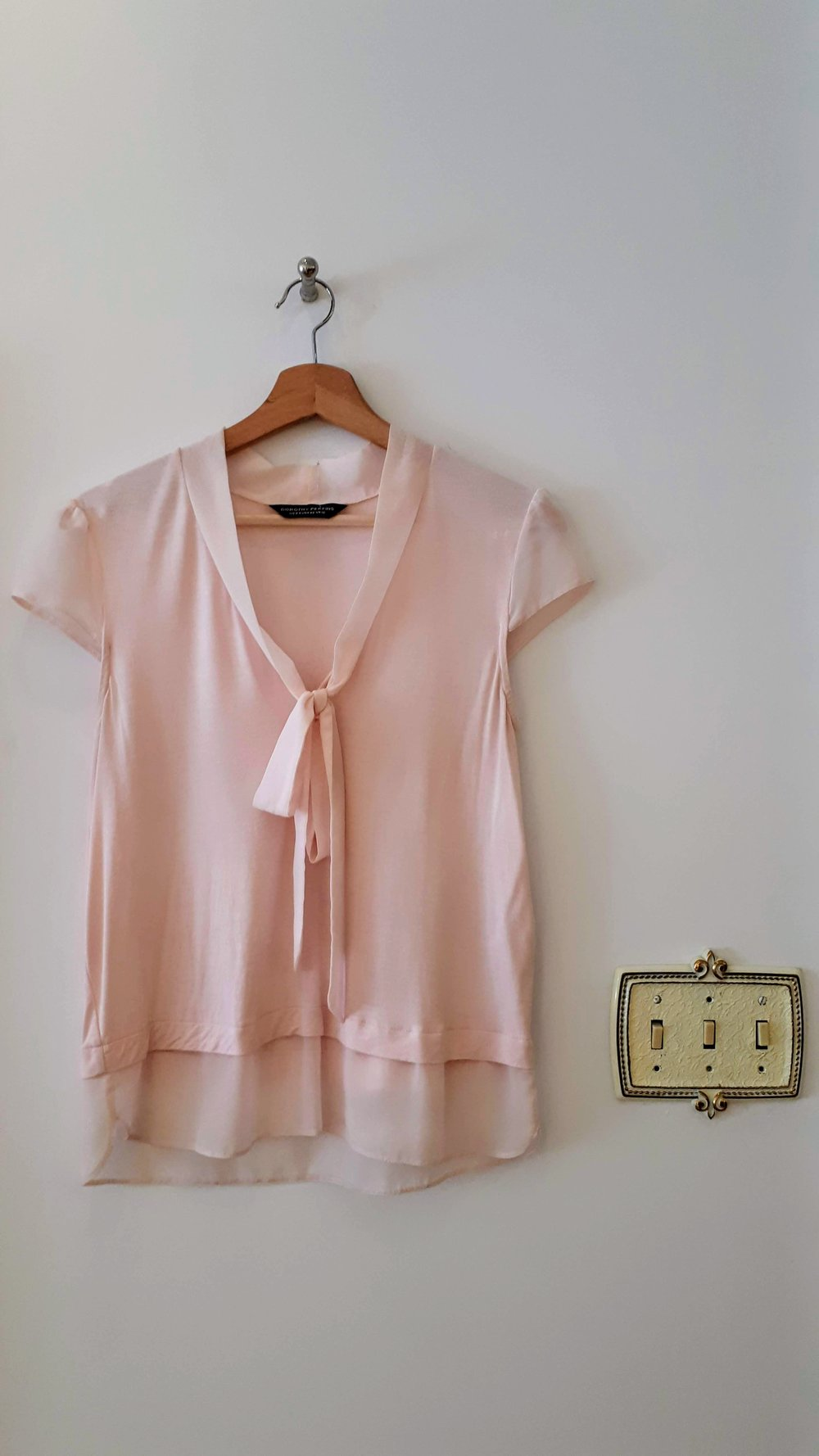 Dorothy Perkins top; Size S, $26