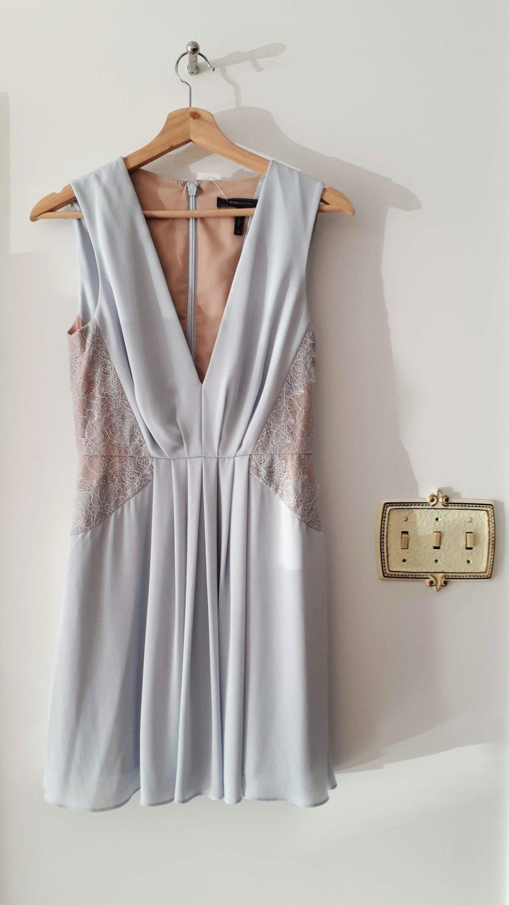 BCBG dress; Size 6, $52