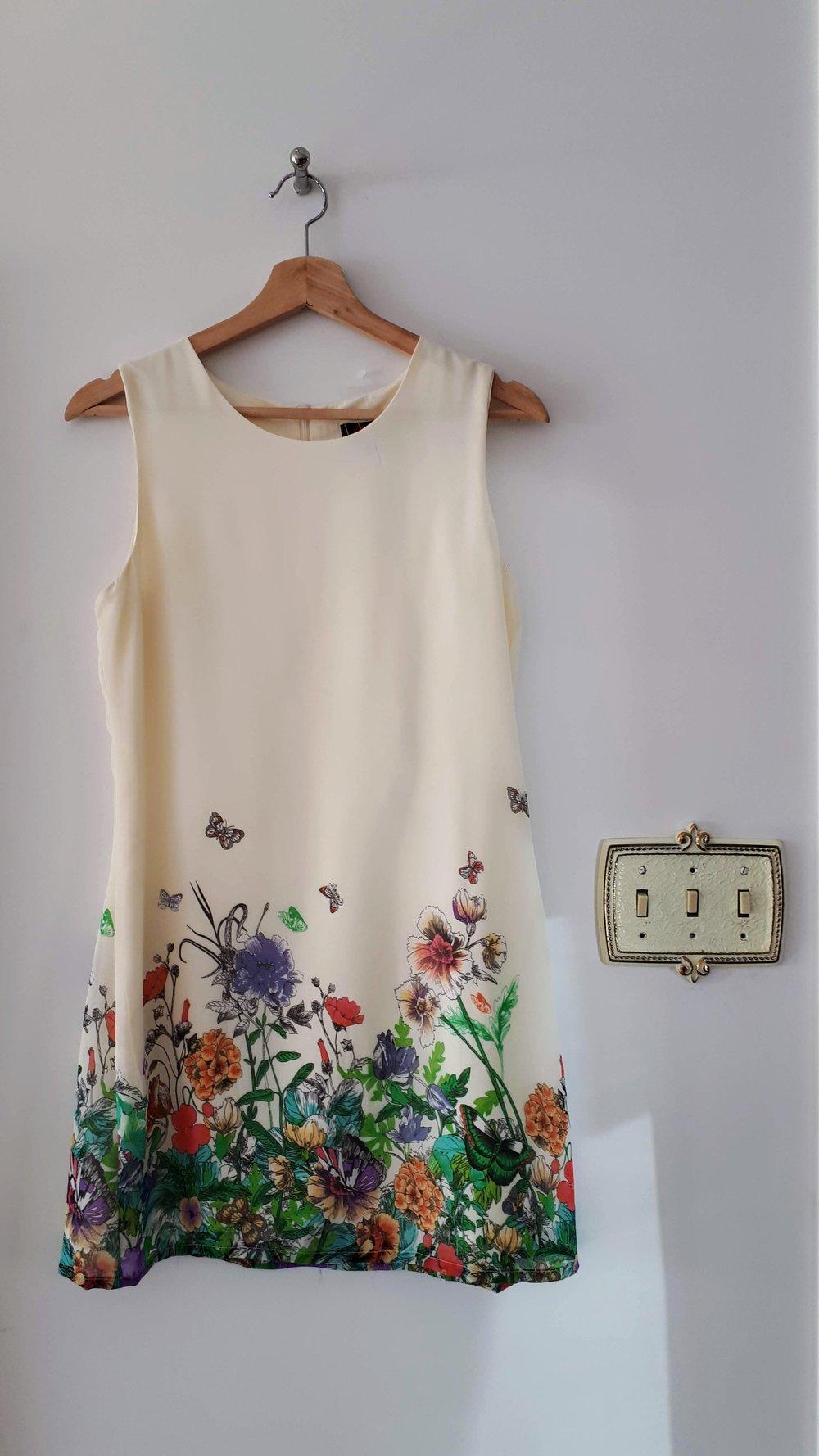 Yumi dress; Size S, $45
