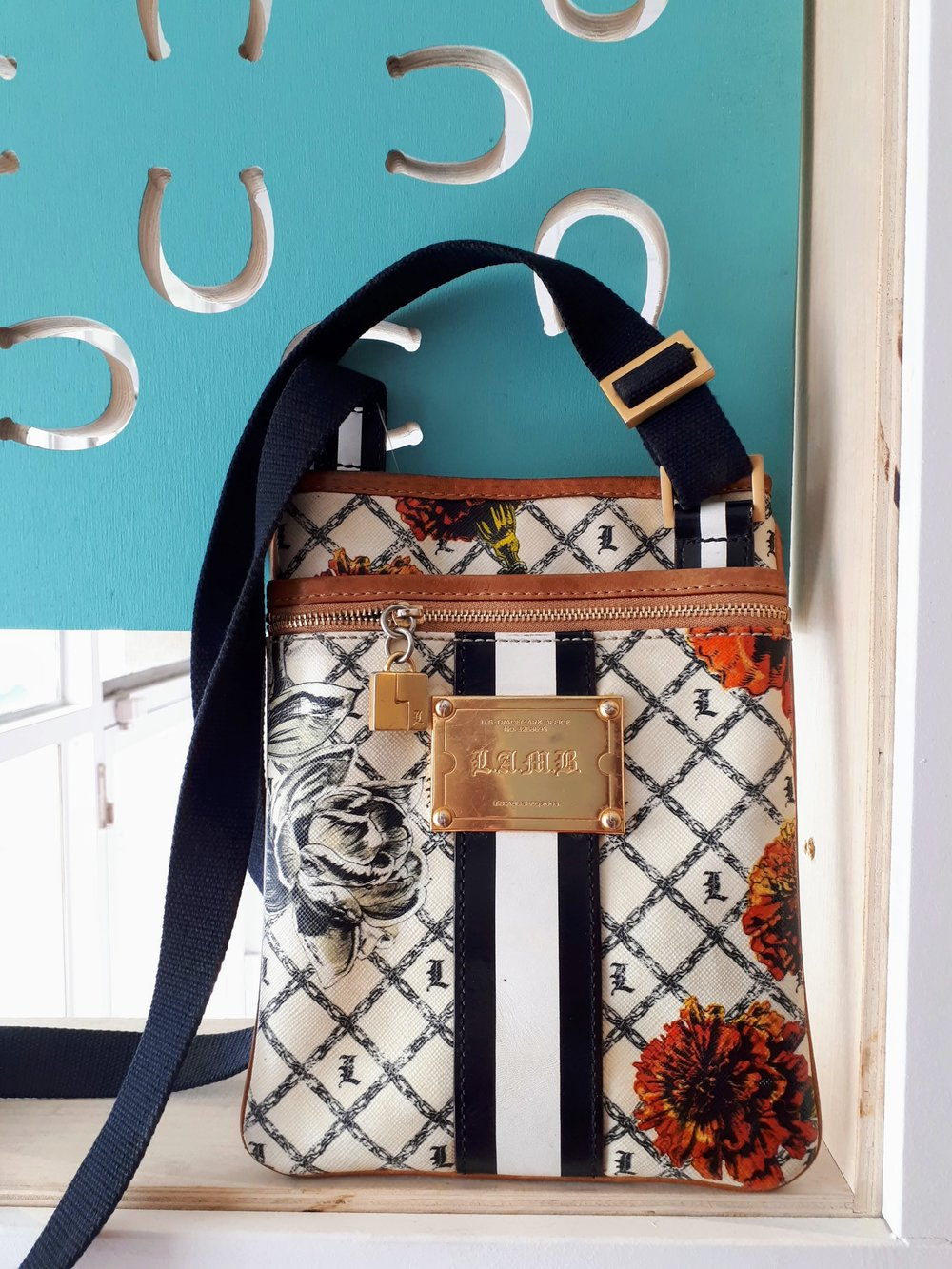 LAMB purse; $40