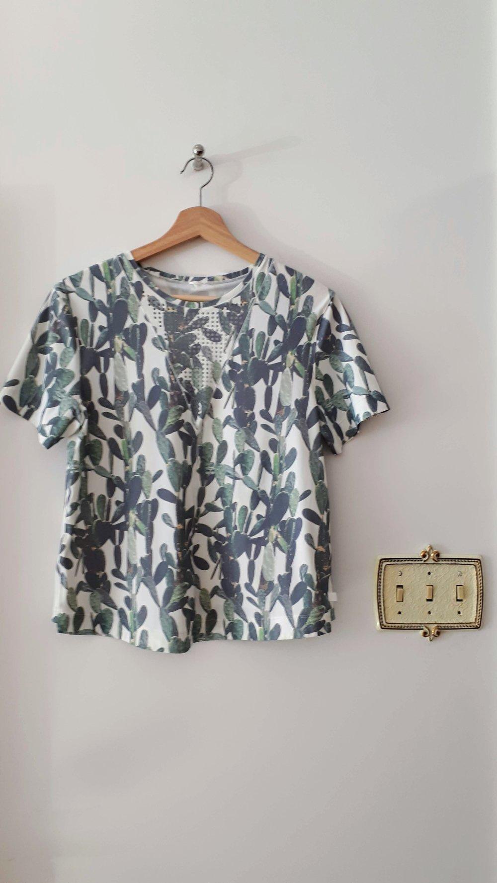 Lululemon top; Size M, $24 (on sale, $12!)