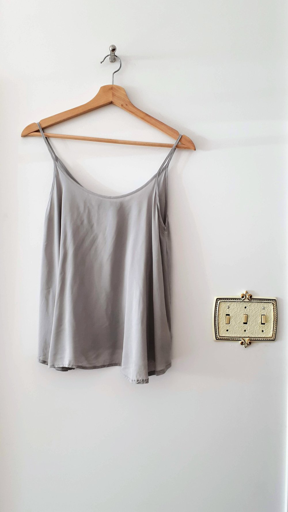 Workhall top; Size S, $24