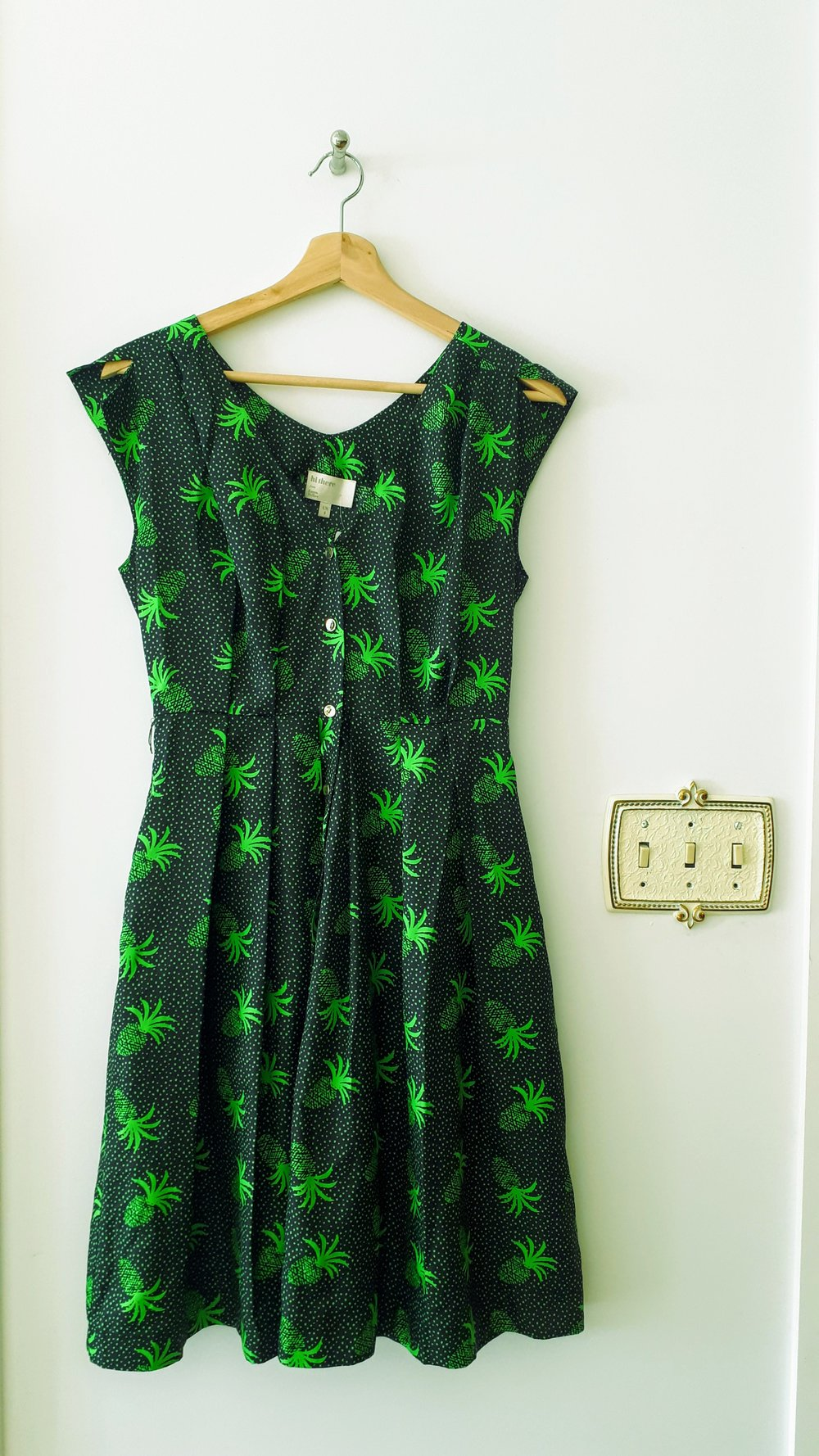 Hi There dress; Size 4, $52