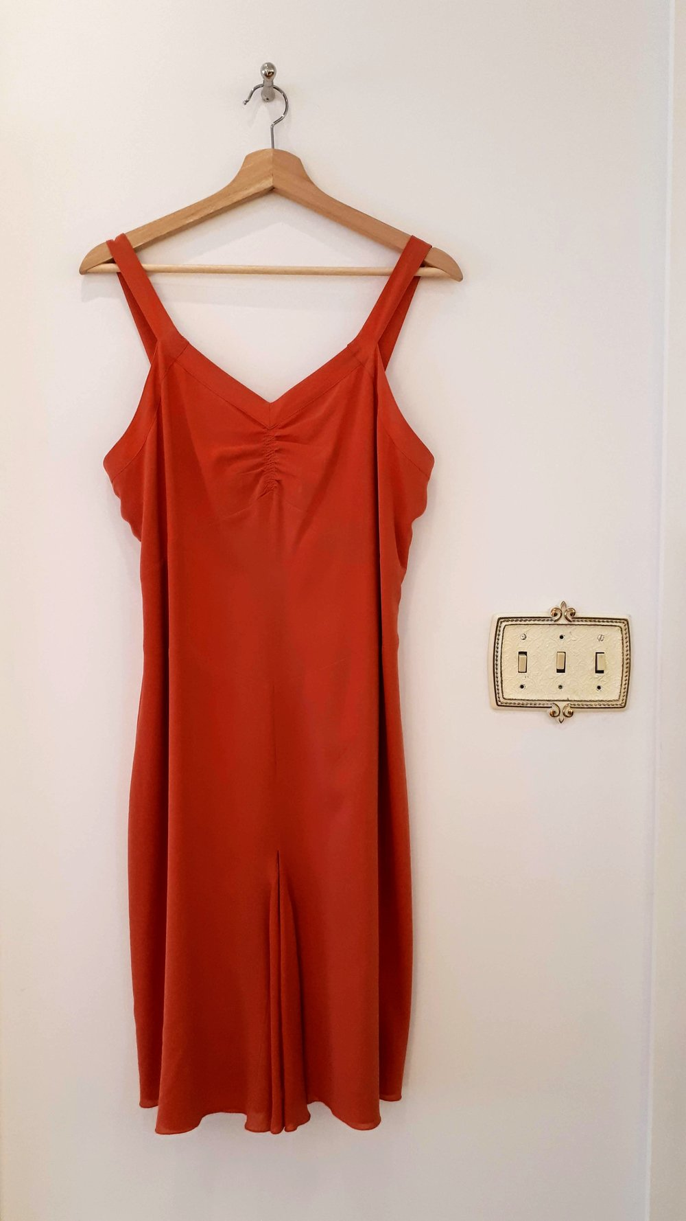 Silk Club Monaco dress; Size 12, regular $52 (on sale for $26!)