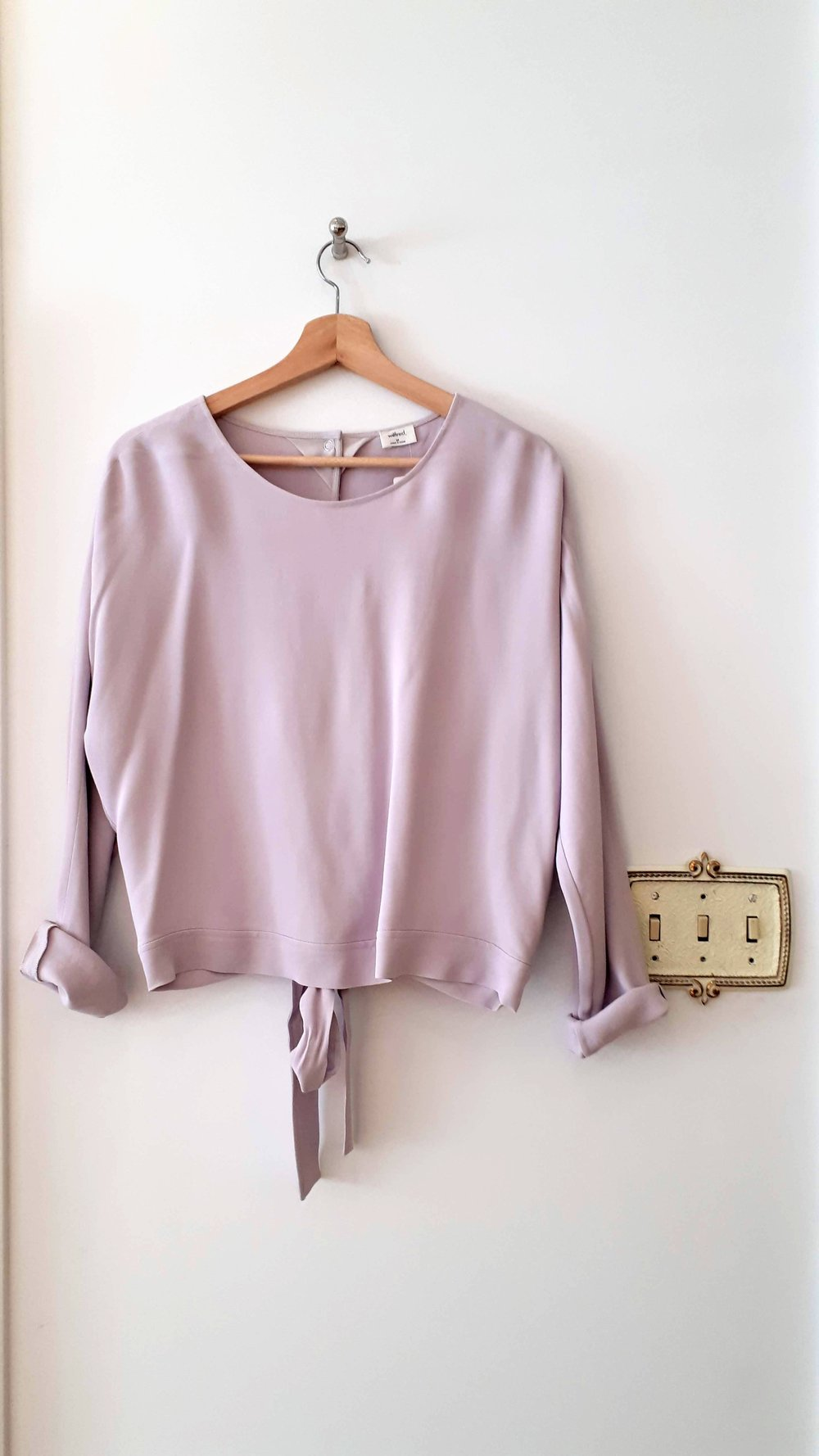 Wilfred top; Size M, $34