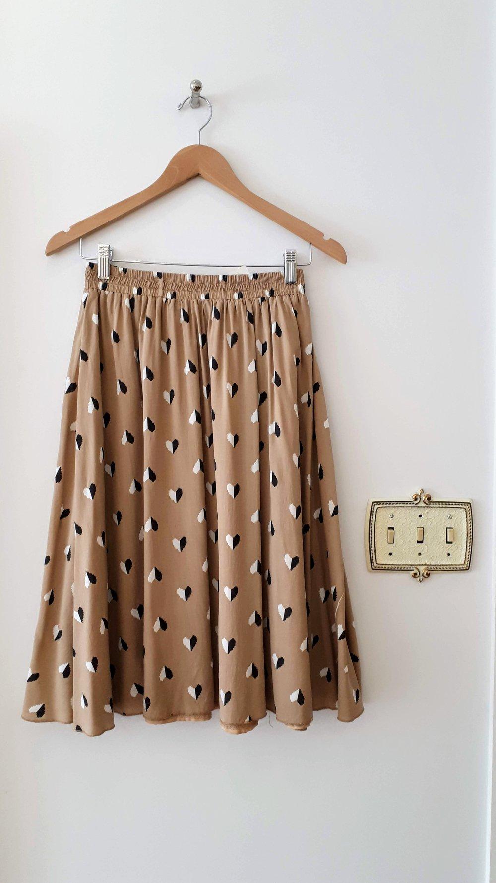 Compania Fantastica skirt; Size M, $26
