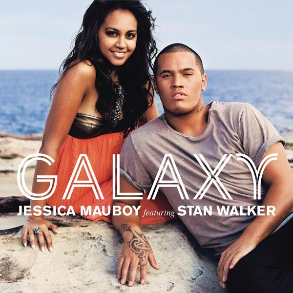 """Galaxy"" single by Jessica Mauboy and Stan Walker    Awards:   Platinum   Australia,  Gold  New Zealand     Credits:      Writer-Producer      Guitar-Piano-Bass-Synth-Programming"