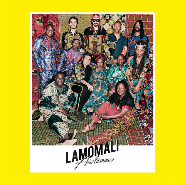 ' Lamomali Airlines ' live album with -M- (Matthieu Chedid)   Credits:    Guitar, Vocals, keyboards, talkbox, percussion