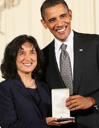Recipient of the 2010 Presidential Citizen's Award