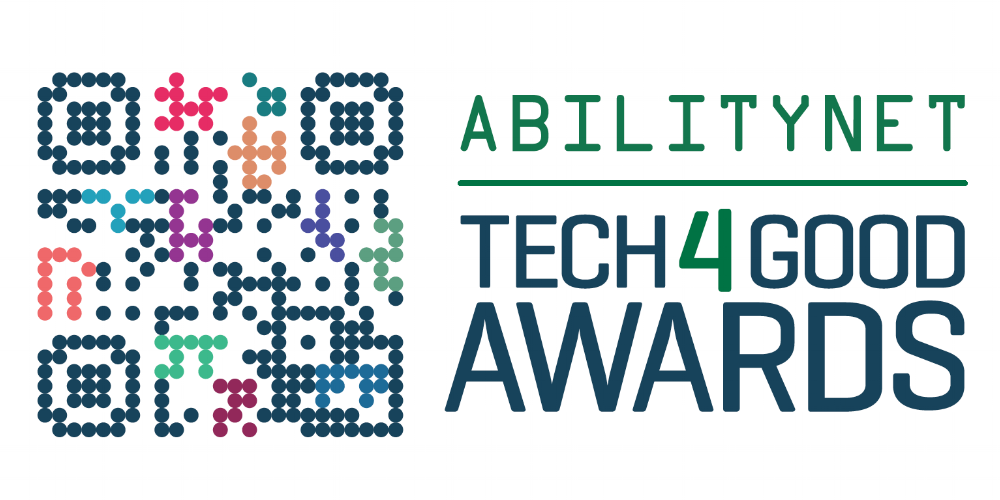AbilityNet Tech4Good Awards finalist 2018