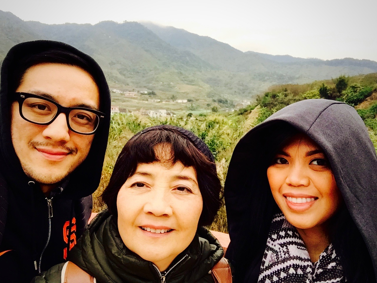 Taken from our family trip to Dave's ancestral homeland in a mountainous village in the Guangdong province of China.