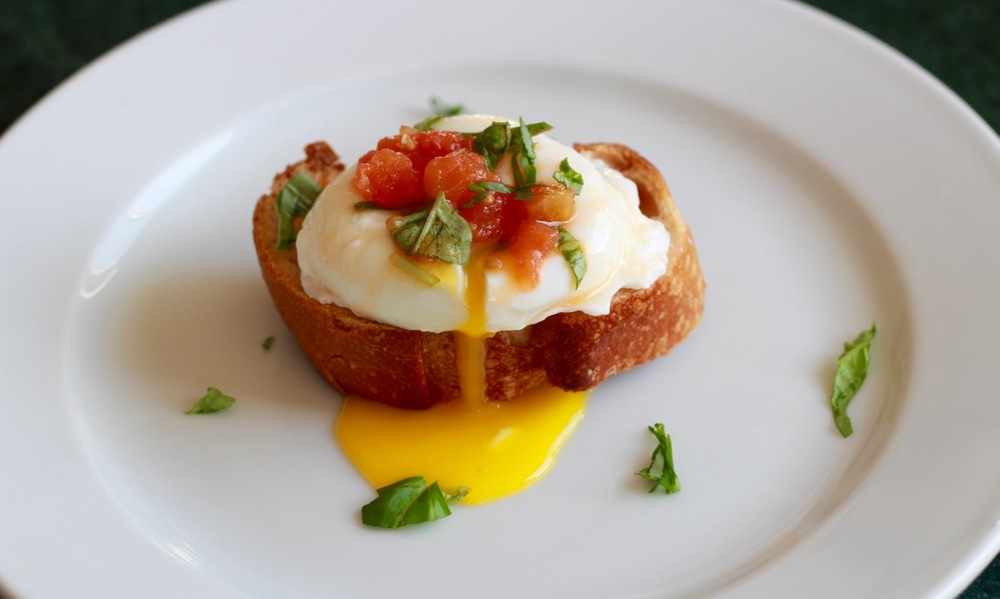 Poached Egg | karmickravings.com