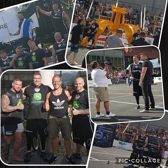 A few photos from Finland! - - Repost from Darin - - @derbar3 @iron_warrior_strongman  SCL 105k World Championships are over. I finished just shy of a podium finish in 4th place. I am not disappointed. The guys who took top three are some of, if not the strongest 105k competitors I've ever had the pleasure of competing against, but I fought hard and left everything I had on the field this weekend. While I was hoping for top 3 finish, I am very happy with my performance. I definitely have some weaknesses to work on, but I can confidently walk away knowing I performed at my very best this weekend. No mistakes made.  This was the most amazing competition experience of my life. The competition was run well from start to finish by @sclkinnunen and his team @official.scl. I have nothing but praise for the quality of show, equipment and professionalism.  #finland and the city of #joensuu are absolutely pristine and beautiful, and the Finnish people were all genuinely warm and kind. The 5 days I spent here were simply amazing and I cannot wait to come back!  Thank you to all my family, friends, new and old, for all the support this weekend! I could not have done it without you all behind me!  A big shout out to: @styrkehuset_lena @jayson_george_woods @jeffynase @fullsterkur_training @andydeck @wwessels1 @powerplayer_usa @strongarmchandler @strongchef85 @bmoseph @_muscles_marinara @radopeaches @tahverlee @marcus_strongman @cottonsense @wellbornedward @bigtexmartin @old_mephistopheles @strongmangeiger @iron_warrior_strongman @ironwarriorgympowerlifting @hiitboxcolorado @fightson18 @thrive_chiropractic_brightonco  #strongman #sclworldchampionships #strongmanchampionsleague #usstrongman #strongmancorporation #ironwarriorstrongman #ironwarriorgym #coloradostrongman #milehighstrongman #hiitboxco #niksperformance #IWG