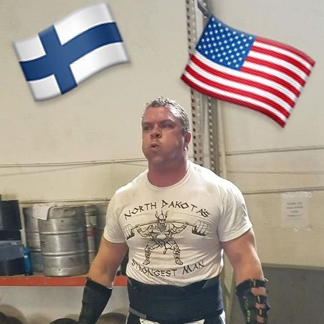 🚨 World's update! 🚨after finishing the sixth place on day one of worlds, day number two has wrapped up in Finland with Darin taking fourth place overall! Congratulations, Darin you've made us all incredibly proud! - - - @iron_warrior_strongman @derbar3 @unitedstatesstrongman @official.scl @ironwarriorgympowerlifting #strongman #strongmancompetitor #broughthomethebelt #strongmancompetition #bringhomethehardware #worlds #worldstage #scl #heavy #liftheavy #elite #IWG #ironwarriorgym