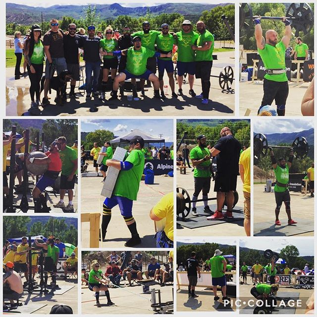 More pics from the Crown Mountain Strongman Championships.  The IWG Strongman Team has a great showing today.  Update to come with placings. 💪🏼👊🏼 - - @tahverlee  @strongchef85  @strongarmchandler  @_muscles_marinara  @bigtexmartin  @thebeefstroganoff  @tr_manthe  @buffalo_barbell_117  @iron_warrior_strongman  #ironwarriorgym #IWG #Strongman