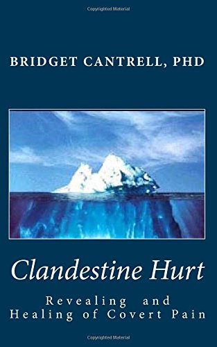 Clandestine Hurt: Revealing and Healing of Covert Pain | Dr. Bridget Cantrell