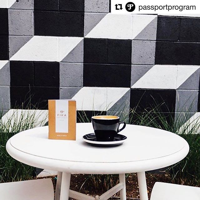 Delicious and beautiful coffee to kick off your week. #Repost @passportprogram @_melissacalvert ・・・ Repost from @_melissacalvert !! _  2-for-1 Cappuccino or Cortado & lots of sunshine at @overt_denver