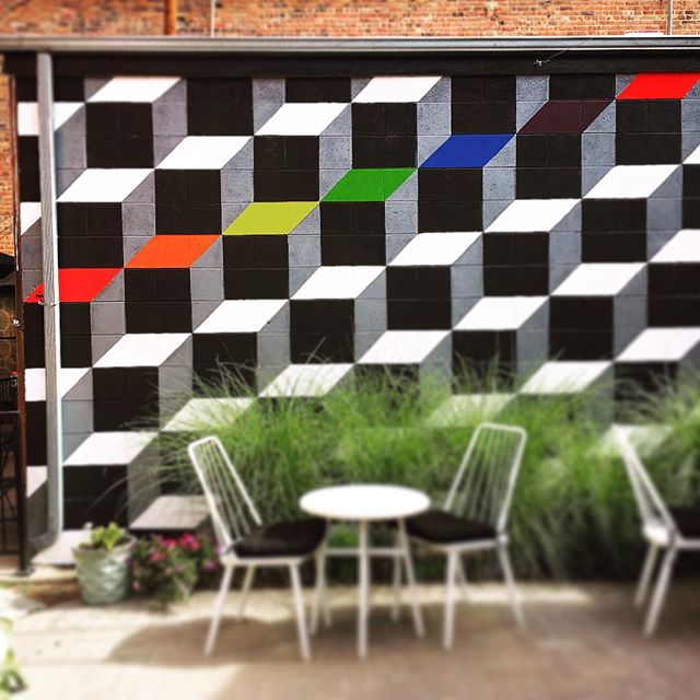Happy PRIDE Denver! Have you checked out our festive rainbow mural? We will be open all weekend! Have a fun and safe PRIDE!  #overtcoffee #vertkitchen #overtdenver #pride🌈 #pride #denver #5280 #coffee #patio #murals #colorado #love #equality #boulder #art #publicart #gaypride