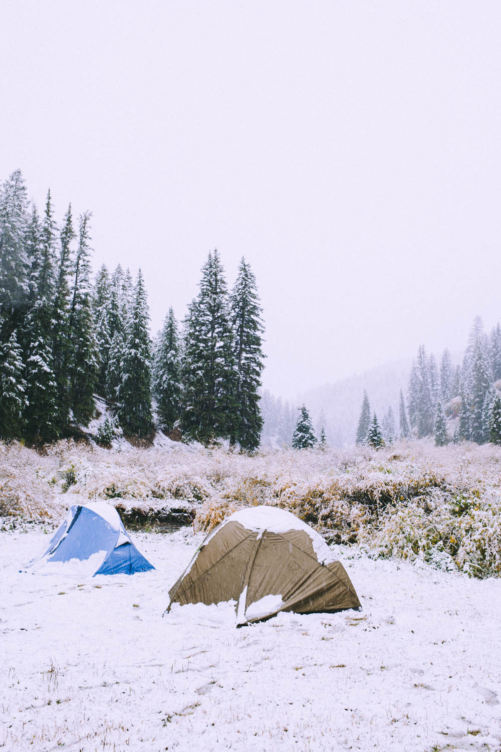 Jimena Peck Denver Lifestyle Editorial Photographer Winter Camping