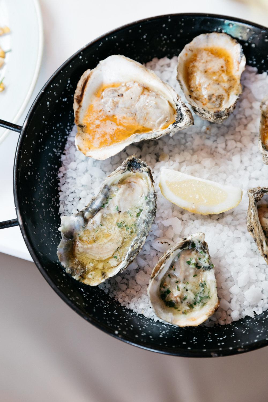 Jimena Peck Denver Lifestyle Food Photographer Oysters