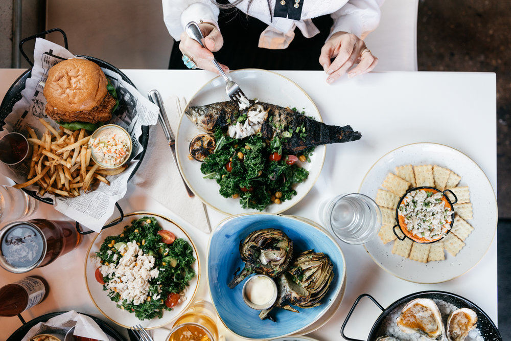Jimena Peck Denver Lifestyle Food Photographer Fish And Beer