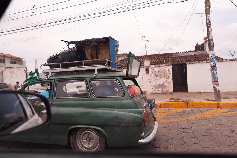 Jimena Peck Denver Lifestyle Editorial Photographer Old Full Car