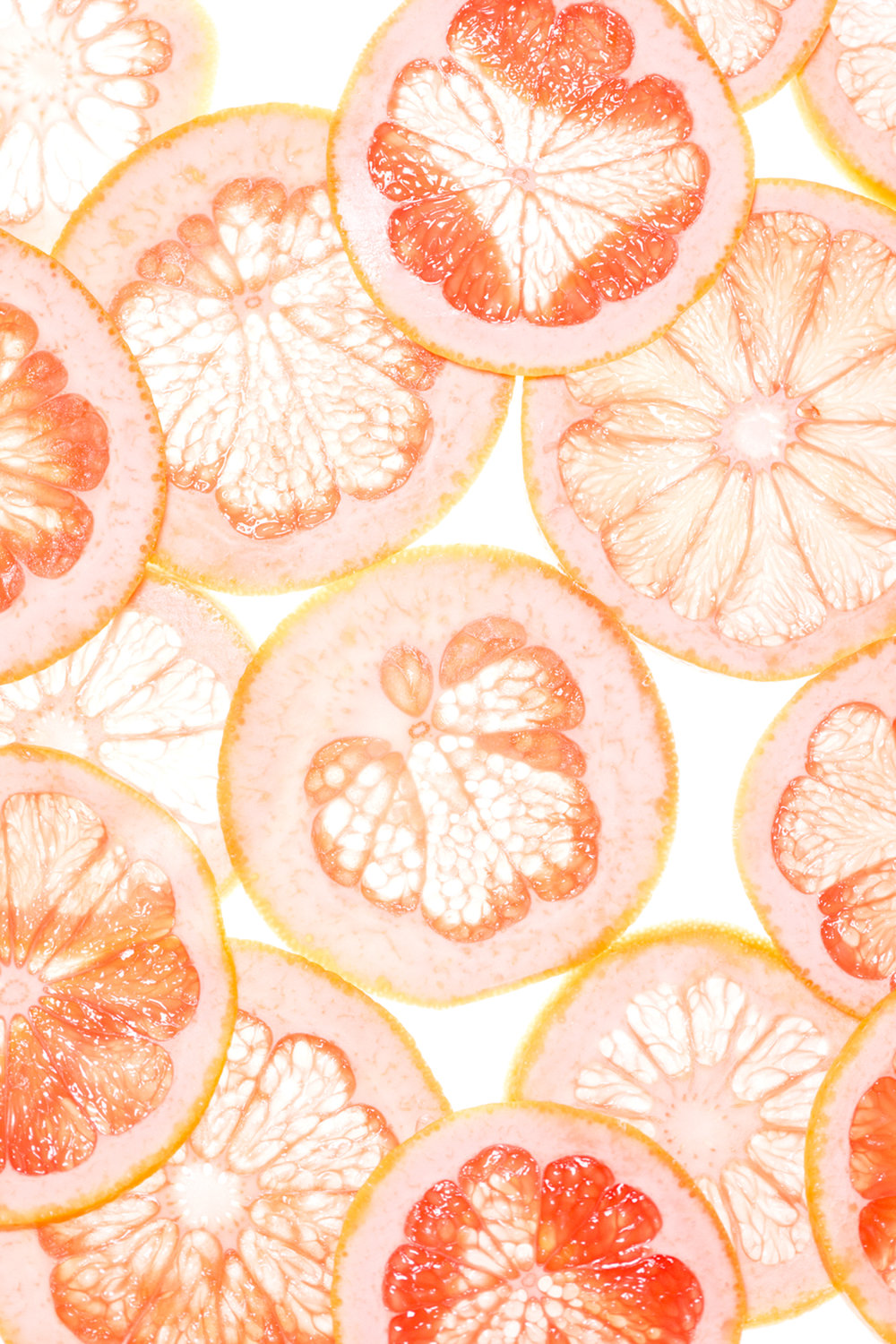 Jimena Peck Denver Lifestyle Food Photographer Citrus Slices