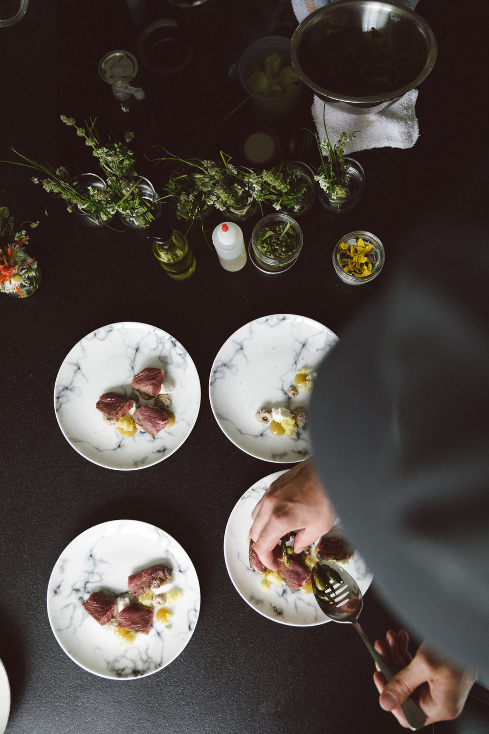 Jimena Peck Denver Lifestyle Food Photographer Thistle And Mint Plating