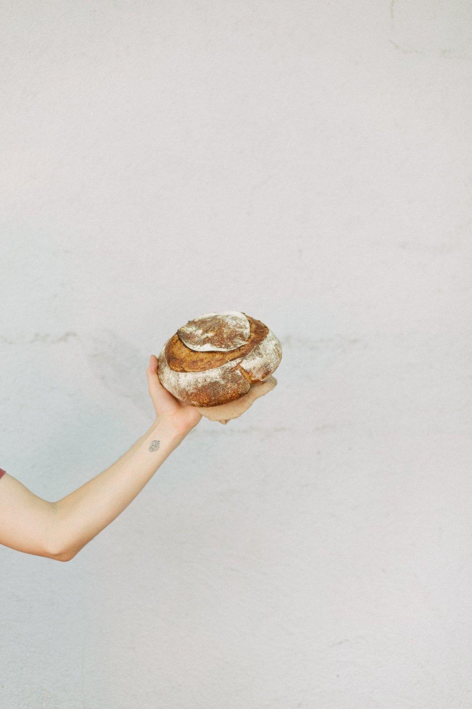 Jimena Peck Denver Lifestyle Food Photographer Daniel Gray's Sourdough Bread