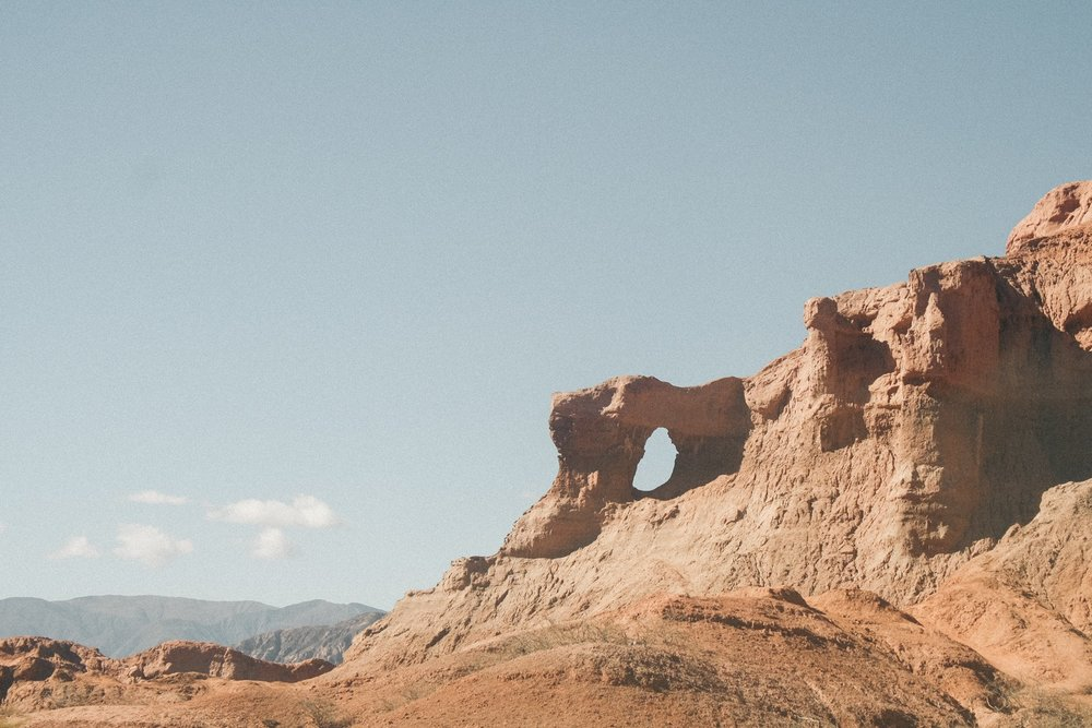 Jimena Peck Denver Lifestyle Editorial Photographer Rock Mountains Window