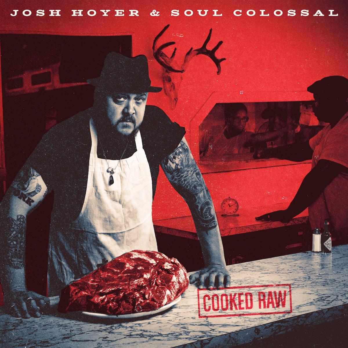 Cooked Raw - Vinyl LP